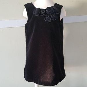 24m Black dress